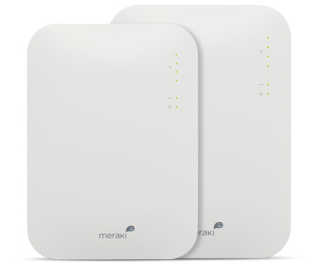 What is Meraki? Cloud managed access points and network